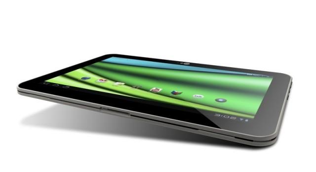 Excite X10 -  тончайший планшет от Toshiba