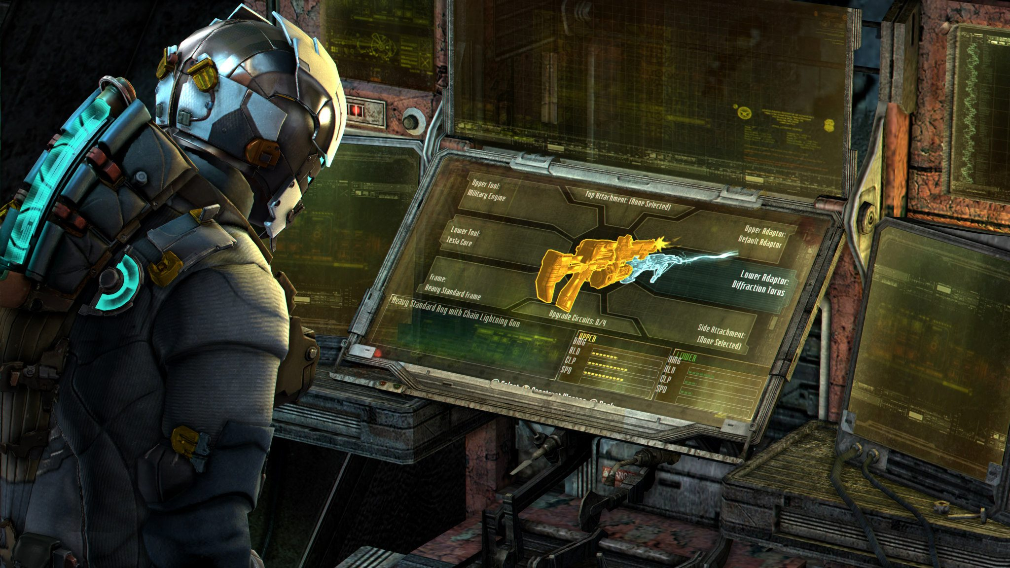 Electronic Arts опубликовала 10-ть новых скриншотов Dead Space 3 - TechnoDaily: Гид в мире гаджетов