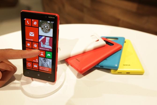 Противоударные сменные панели для Nokia Lumia 82