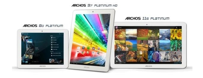 ARCHOS 101 Oxygen - Для Игр на Android - YouTube