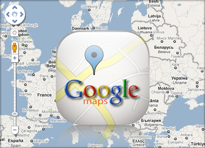 Кто был на улице 15 июля? Ищем себя на карте гугла :)