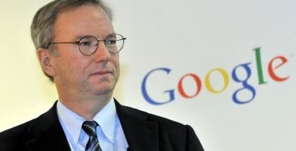 Google executive chairman Eric Schmidt i