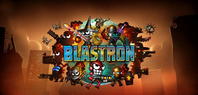 blastron