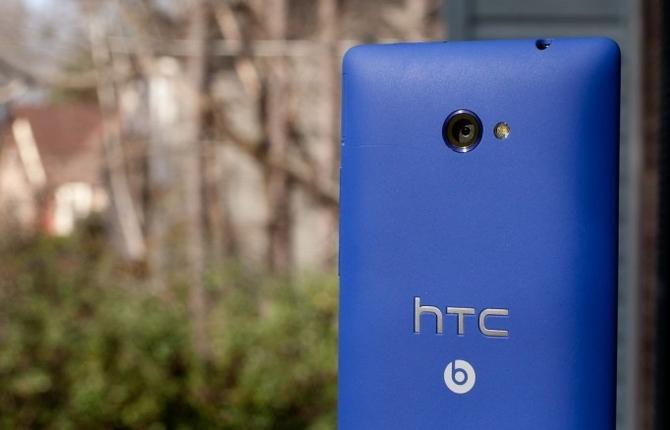 HTC 8X Camera2