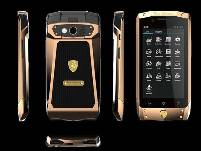 tonino lamborghini анонсировал люксовый смартфон 88 tauri.