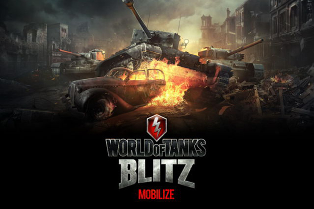 World of Tanks Blitz /Beta 1 ( for Android/ 2014) MOD By ProVector666
