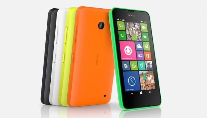 Бюджетные смартфоны на windows phone 8 1
