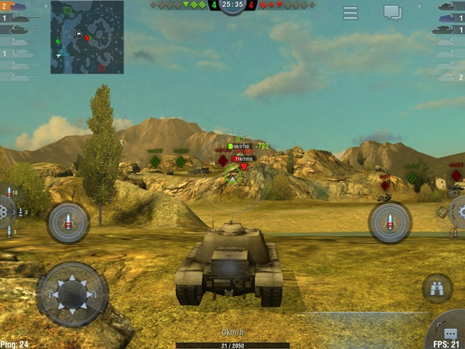 Где е 25 в игре world of tanks