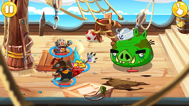 Angry Birds Epic Cheats, Cheat Codes, Hints and ...