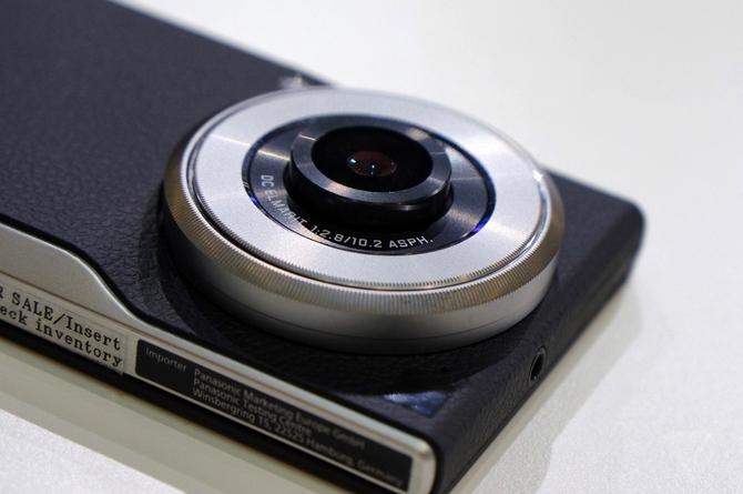 Panasonic Lumix CM1-3