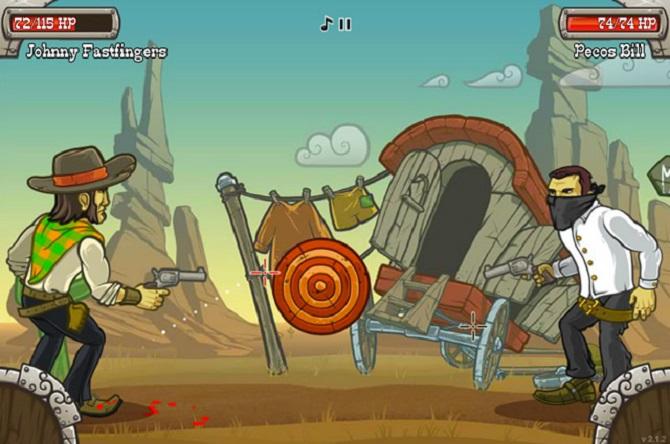 Cowboy Duel скачать- Cowboy Duel apk для Android.