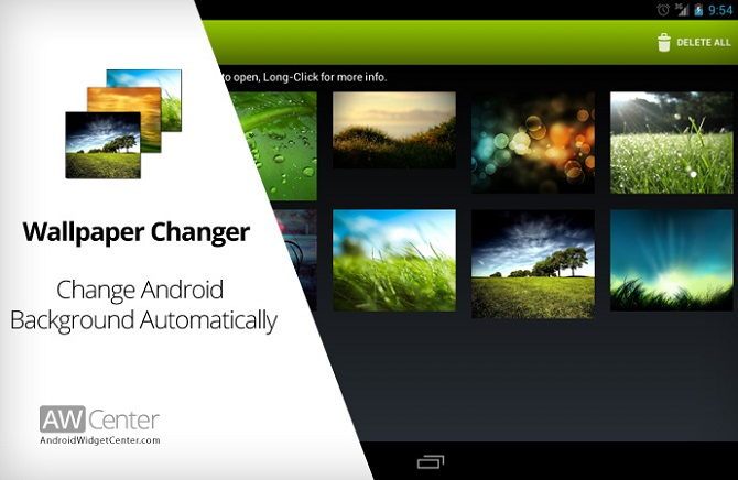 Change-Android-Background-Automatically