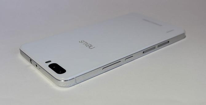 Huawei и Google представят новый Nexus-смартфон осенью