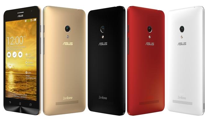 ZenFone Go — новый бюджетный смартфон Asus