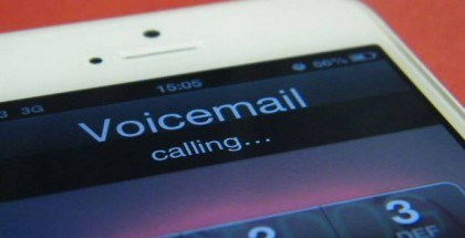 iCloud-Voicemail