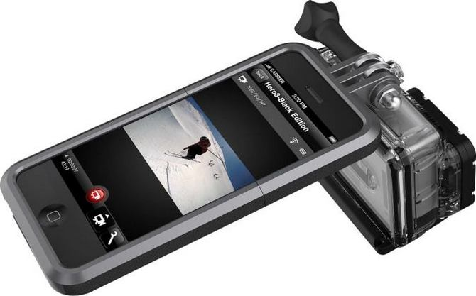 Proview GoPro Iphone Mount By PolarPro