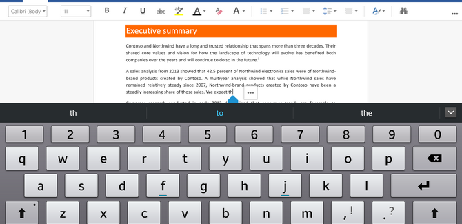 Microsoft Office будет предустановлен на смартфонах Acer, Samsung, LG и Sony