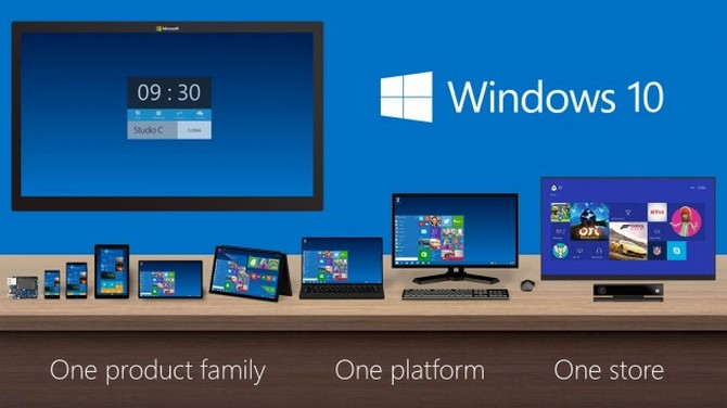 Windows 10 вышла на второе место