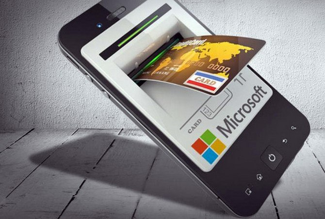 Microsoft запустит конкурента Apple Pay