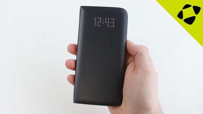 FCC: чехол LED View <b>Cover</b> для <b>Samsung Galaxy</b> Note 7 ...