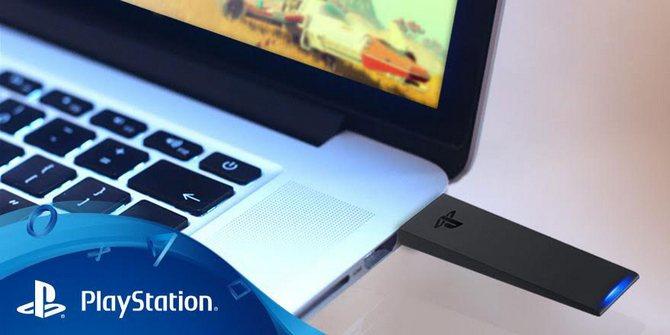 Сони анонсировала адаптер для беспроводного подключения DualShock 4 кMac иPC