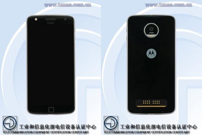 Китайцы показали Moto ZPlay
