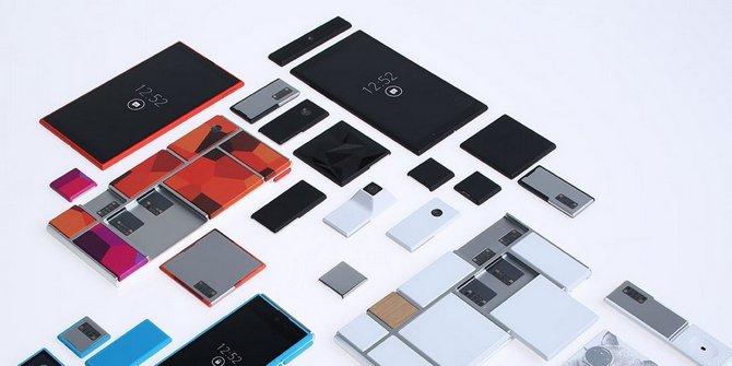 Google заморозила разработку модульного телефона Ara