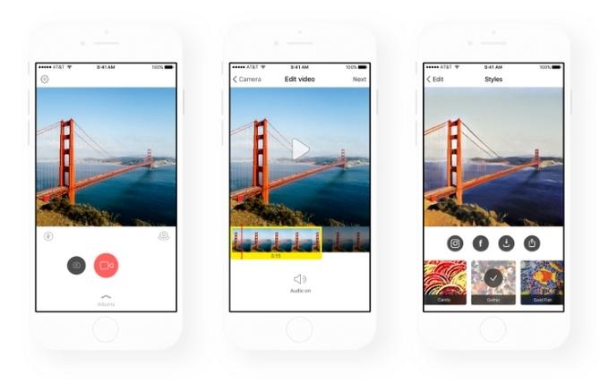 Юзеры приложения Prisma получили возможность обрабатывать видео