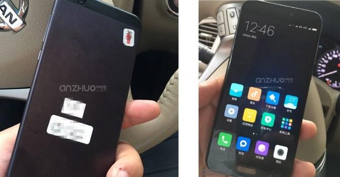 Xiaomi Mi5C: свежие фото и вероятная цена ожидаемой новинки