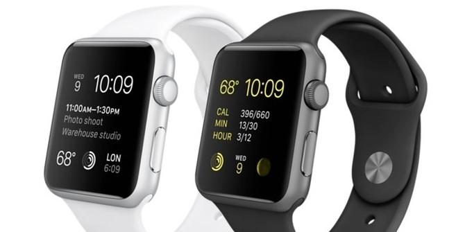 Поддержанные умные часы Apple
