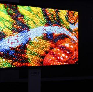 Первые OLED-телевизоры Sony выйдут в 2017 году