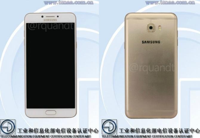 Samsung Galaxy C7 Pro получил сертификат TENAA