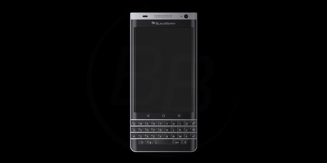 BlackBerry покажет Меркури наMWC 2017