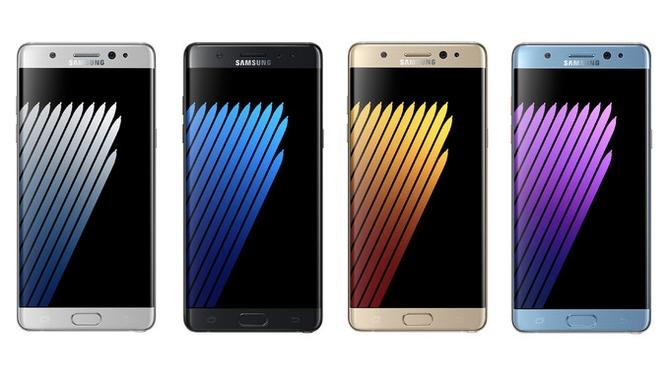Самсунг  решила восстановить  продажи самовозгорающихся телефонов  Galaxy Note 7
