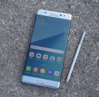 Samsung запустит продажи восстановленных Galaxy Note 7
