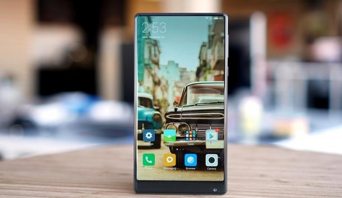 Xiaomi MiMix выйдет в реализацию  вевропейских странах  наследующей неделе