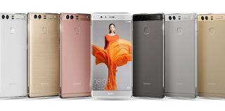 Huawei P9 и P9 Plus разошлись 12-миллионным тиражом
