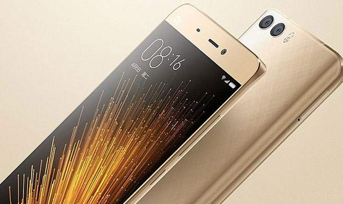 Анонс Xiaomi Mi6 состоится ксередине весны