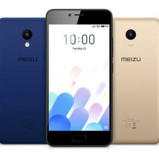 Анонсирован бюджетный смартфон Meizu M5c с батареей на 3000 мАч