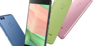 Huawei анонсировала Nova 2 и Nova 2 Plus