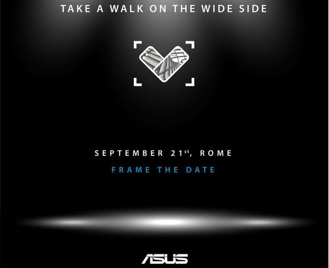 Asus Zenfone 4 дебютирует вевропейских странах осенью
