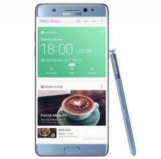 Известна дата начала продаж восстановленного Samsung Galaxy Note 7