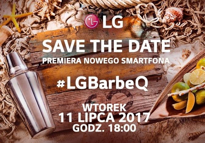 LGQ6 с5,4-дюймовым дисплеем  будет представлен 11июля