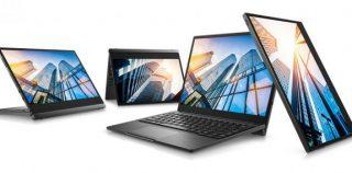 Dell начала продажи ноутбука-трансформера с беспроводной зарядкой
