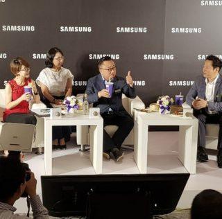 Samsung: Galaxy S8 продаётся лучше, чем предшественник