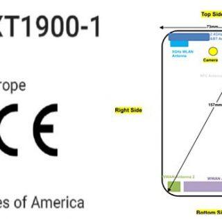Motorola Moto X4 сертифицирован FCC
