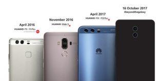 Известно кодовое название Huawei Mate 10 и Mate 10 Pro