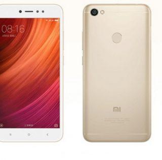 Xiaomi Redmi Note 5A представлен официально