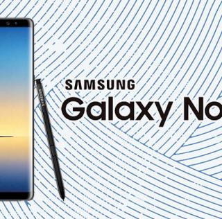 В России открыты предзаказы на Samsung Galaxy Note 8